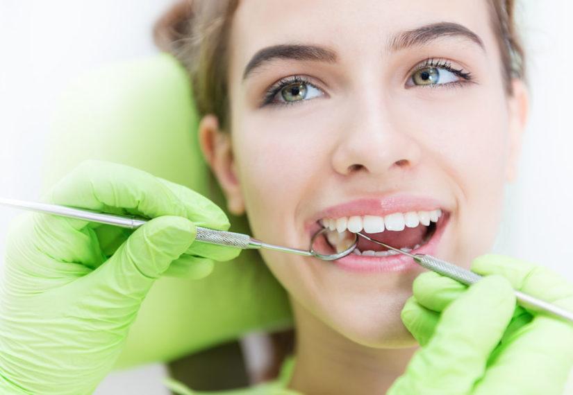 Zahnprophylaxe beim Zahnarzt